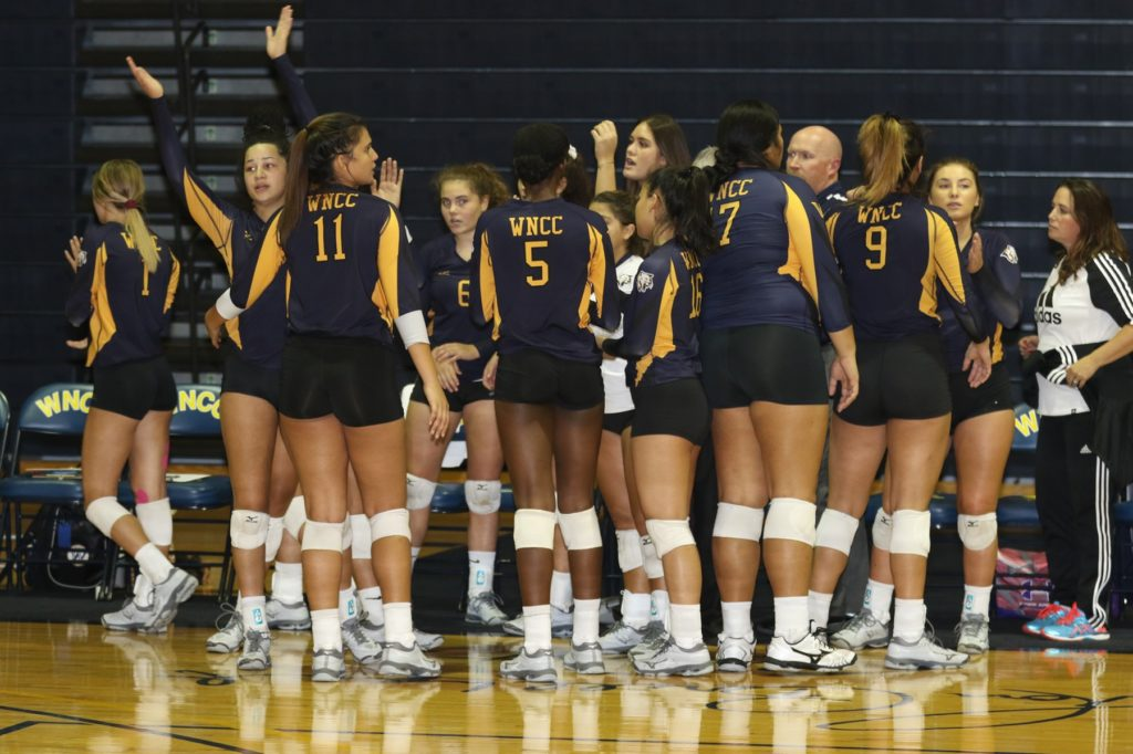 No. 19 Otero tops WNCC