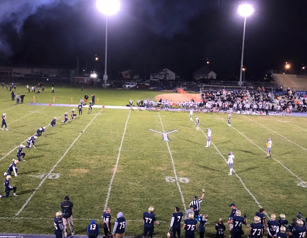 (Audio) Turnovers & Snodgrass's five touchdowns too much for Hastings