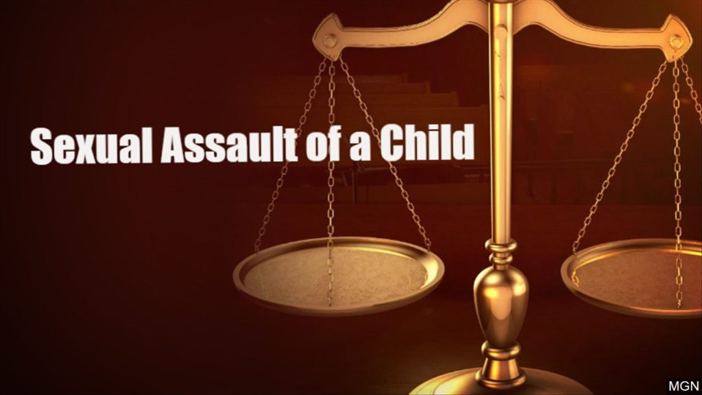 Scotts Bluff County man charged with sexually assaulting child