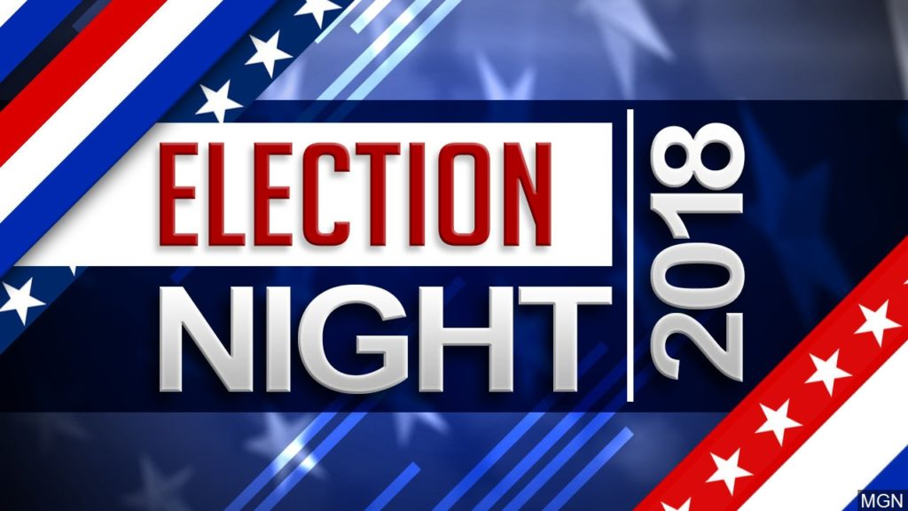 Election Night 2018 Unofficial Final Results