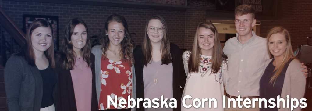 Nebraska Corn is Seeking Seven College Students for Annual Internship Program