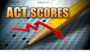 Nebraska ACT scores drop as officials expected