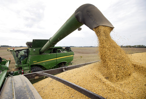 Traders Await Tariff Reduction Before Moving U.S. Soybeans to China