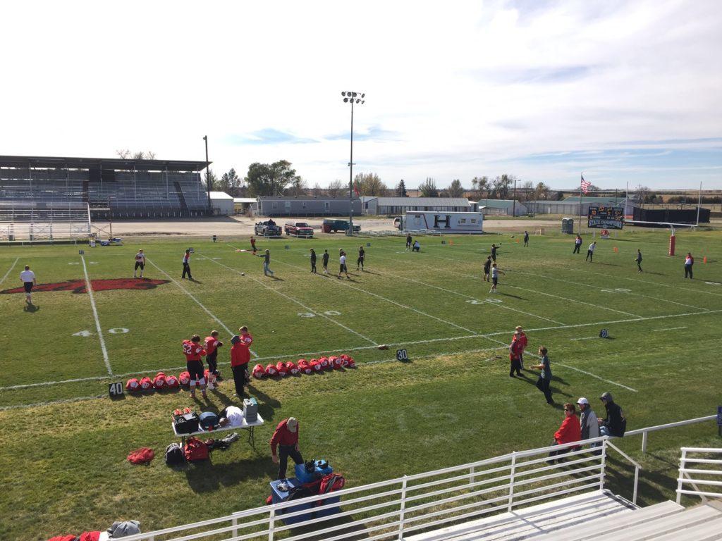 (Audio) HS playoff football starts on Thursday