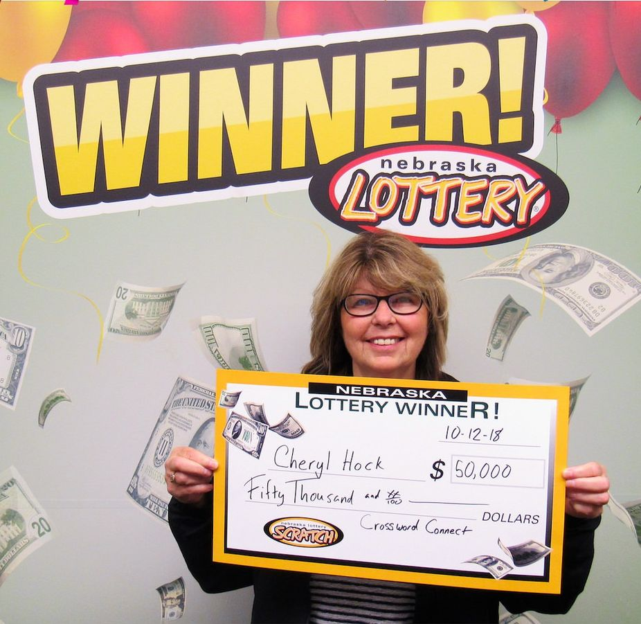 Cozad Woman Wins $50,000 Playing Crossword Connect