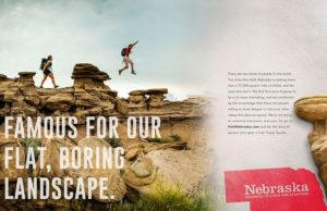 Nebraska Tourism Commission unveils new marketing campaign