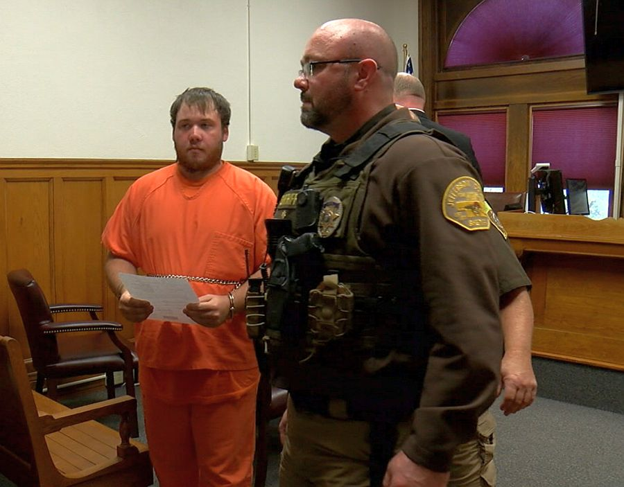 Hebron man arraigned on assault charge in Thayer Co. Court