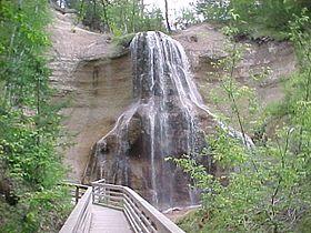 Lease ensures public access to Nebraska's biggest waterfall