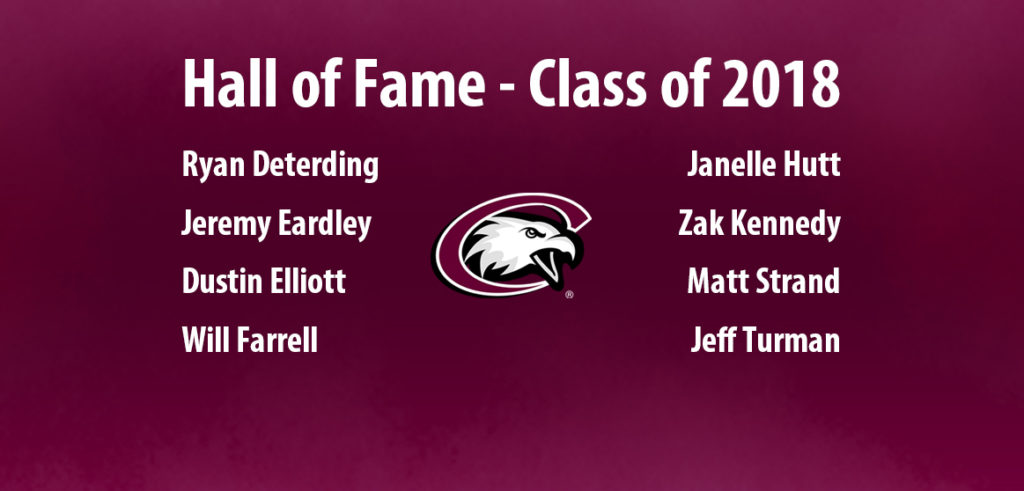 CSC Athletic Hall of Fame inductions are Saturday