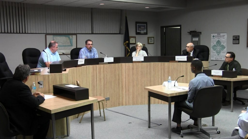 Watch Tuesday night's local candidate forum