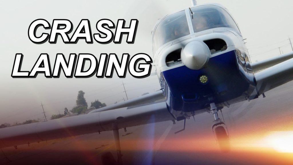 No one hurt when plane makes hard landing near Denver