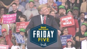 Top Agriculture News From the Week- - - Friday Five - Oct. 12, 2018