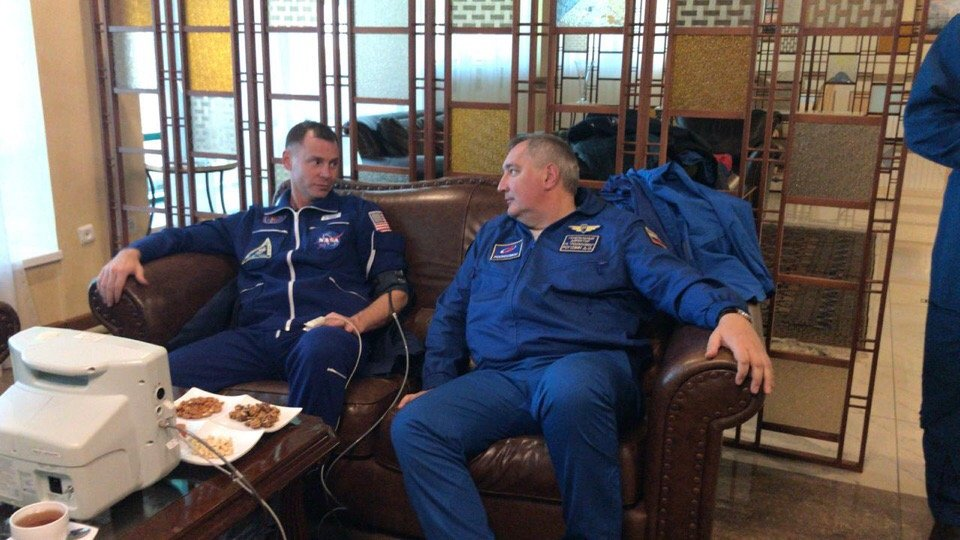 NASA astronaut Nick Hague's flight scrubbed minutes after takeoff
