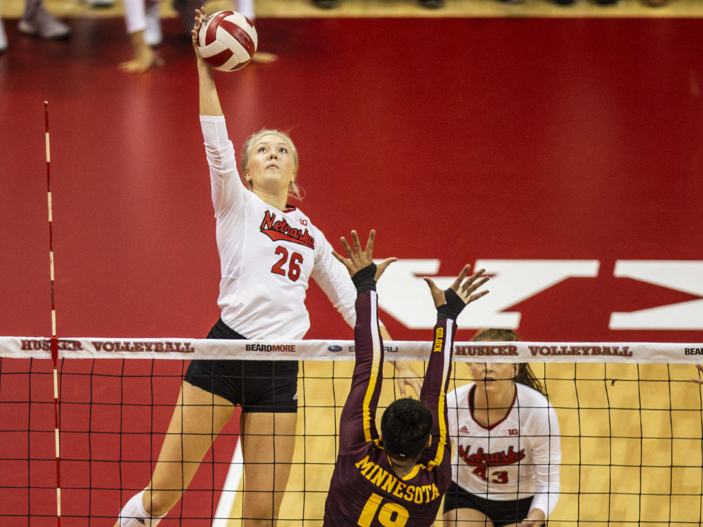 Gophers Beat NU In Lincoln