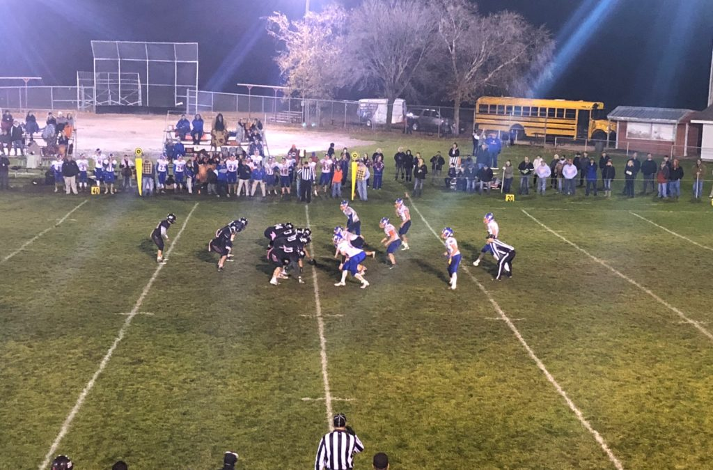 (Audio) Turnovers and stout defense propel Stormdogs to second round