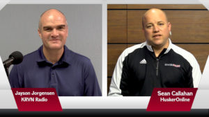 (Video) Weekly Husker Chat with Sean Callahan - - Nebraska vs. Wisconsin