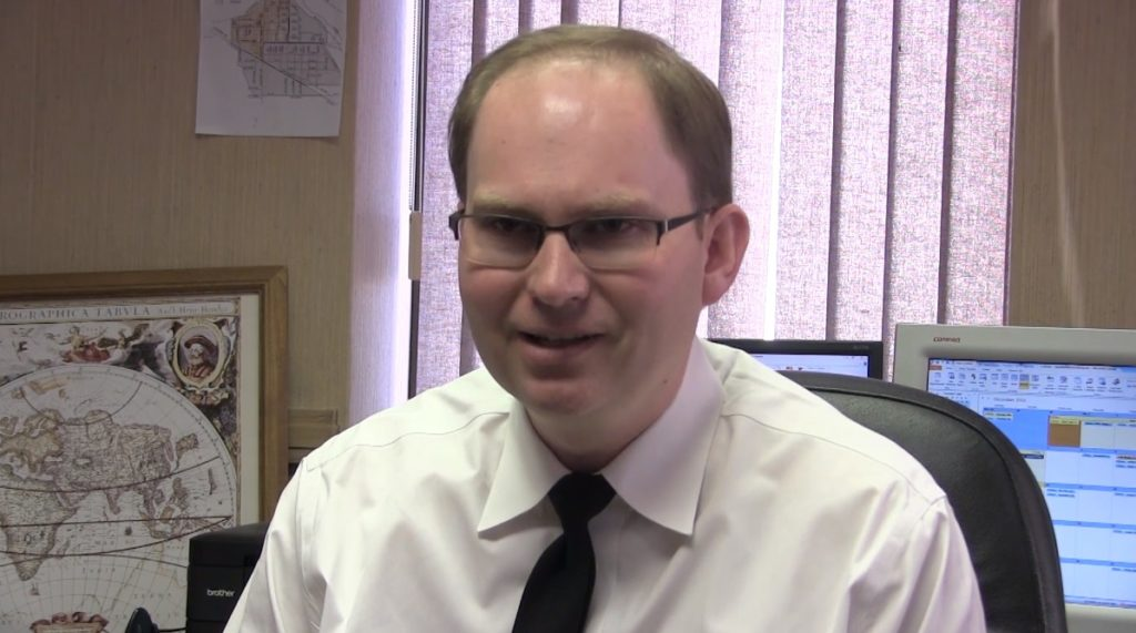 Mitchell City Administrator Jeff Sprock selected for similar position in Alliance