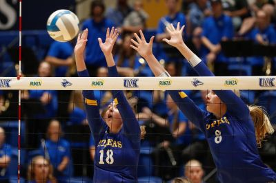 UNK Volleyball Up To Number 3