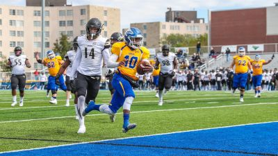 (Video) UNK Rolls Past Lindenwood