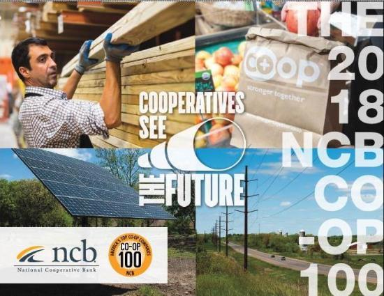 NCB Co-op 100 List