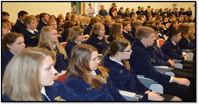 FFA builds Nebraska leaders