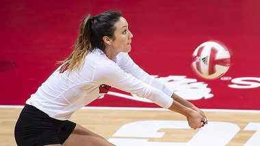 Huskers Top Iowa for 14th Straight Win