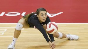 Huskers lose in five at Wisconsin