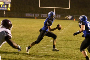 (Audio) Overton tops Elwood 58-20