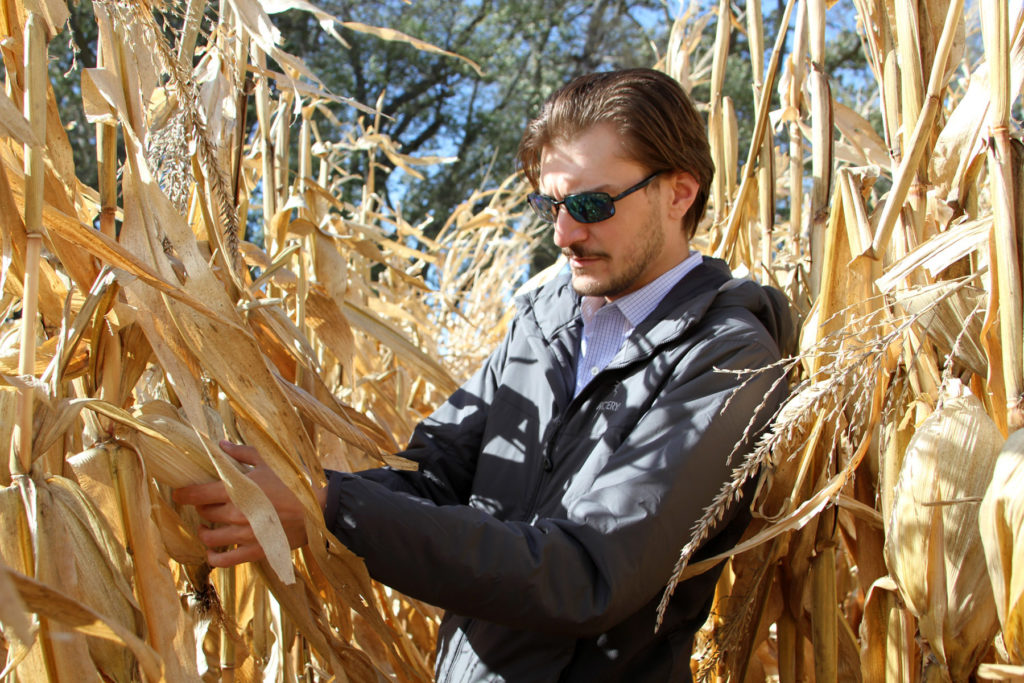 Student research could increase farm yields