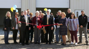 WNCC Holds Ribbon Cutting For Indoor Powerline Facility