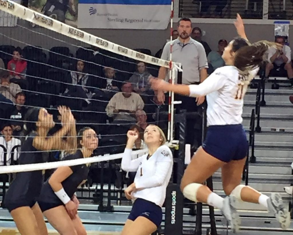 WNCC takes down No. 19 NJC on Friday in five sets