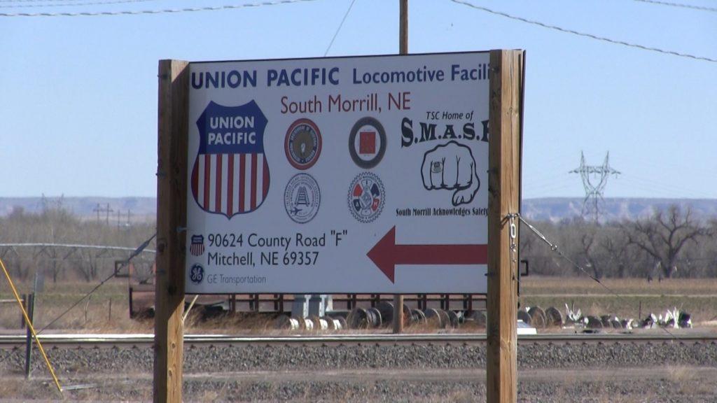 Union Pacific's South Morrill locomotive repair shop to close