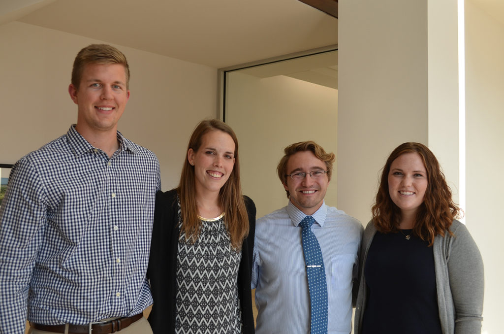 York, Lincoln, Grand Island natives elected as officers for UNMC Student Senate