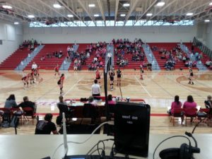 (AUDIO) West Point-Beemer sweeps Boone Central/Newman Grove on the road in Volleyball