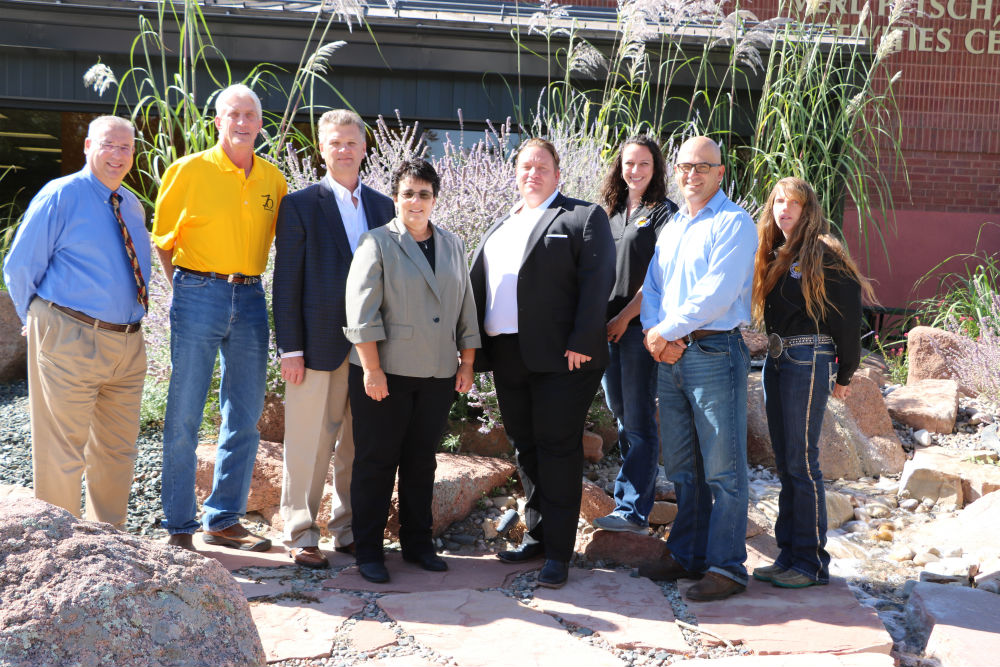 Eastern Wyoming College alumni invest $25,000 in ATEC