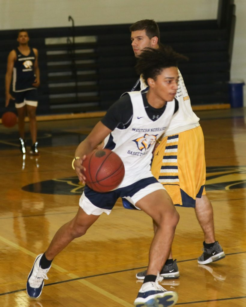 WNCC men open practice with hopes for back-to-back titles