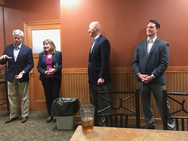GOP Leaders Show Support For Legislative Candidate Ben Hansen