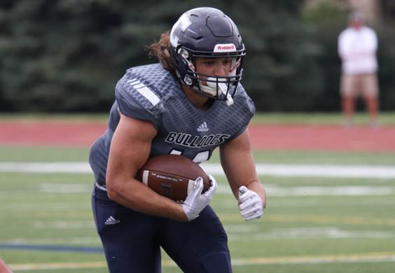 (Audio) Durdon moves up all-time rushing list in loss at Briar Cliff