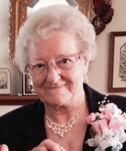 Pauline Blanche Edson 82 Of Gothenburg Ne