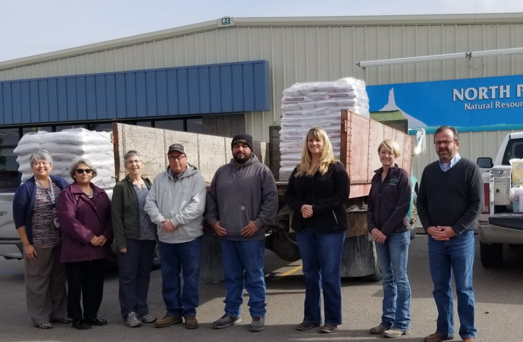 NPNRD collects donations for local food pantry and school program