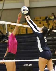 WNCC volleyball tops No. 19 Otero