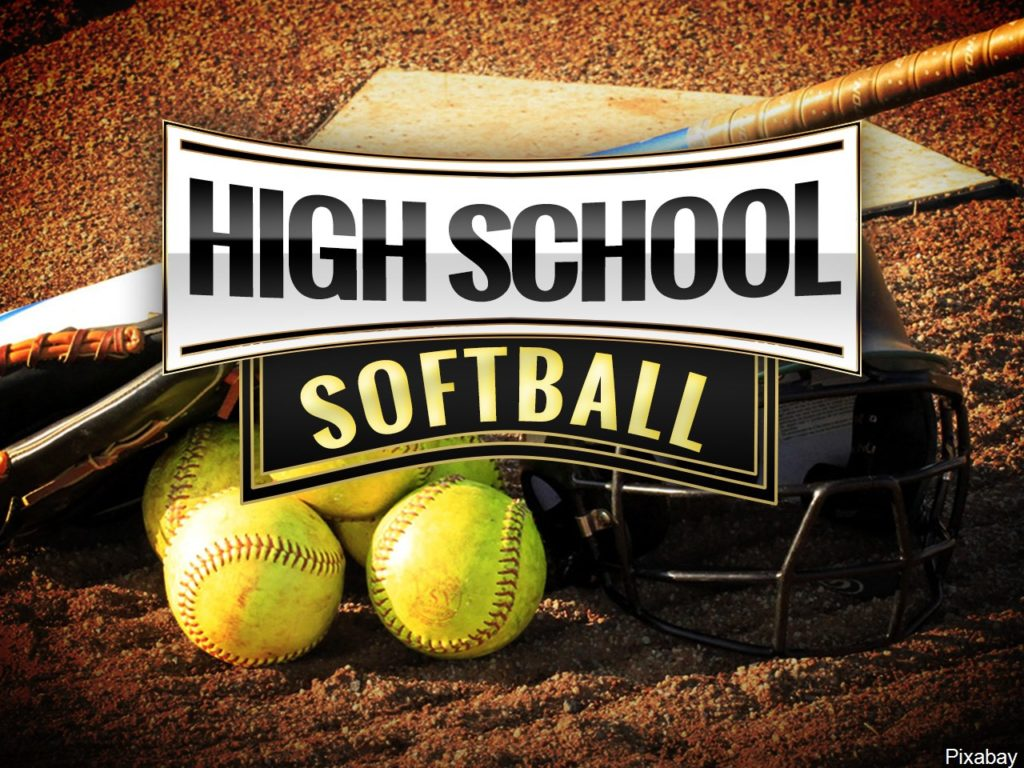 B-6 District Softball Tournament results, today's schedule