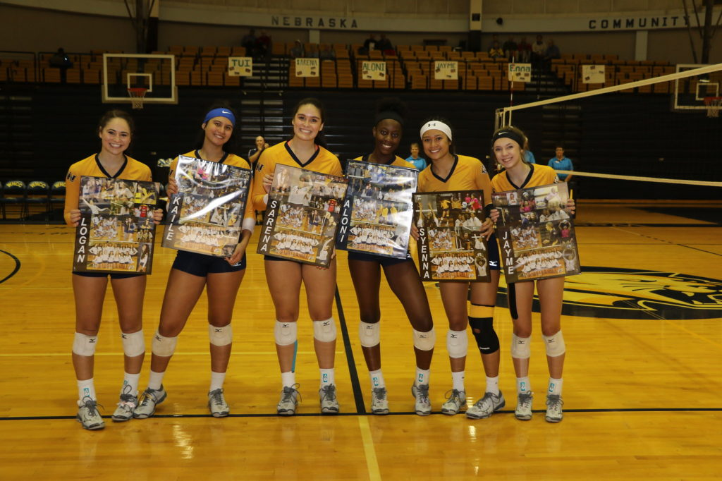 WNCC sweeps Sheridan on sophomore night