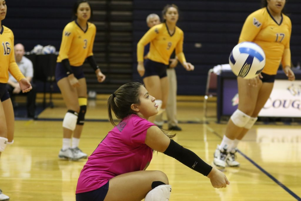 WNCC volleyball rolling, sweeps Trinidad for seventh straight over the weekend