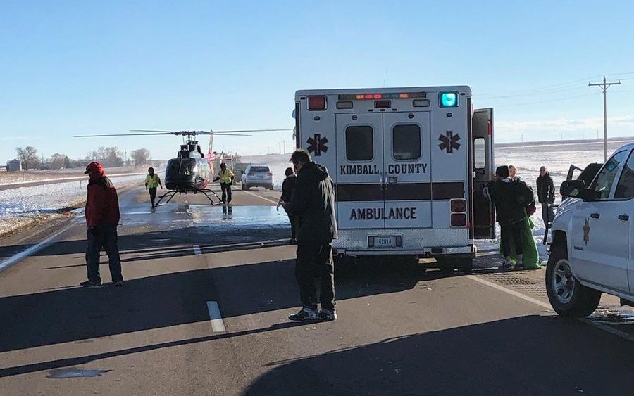 Bluffs woman in good condition following Sunday Hwy 71 accident