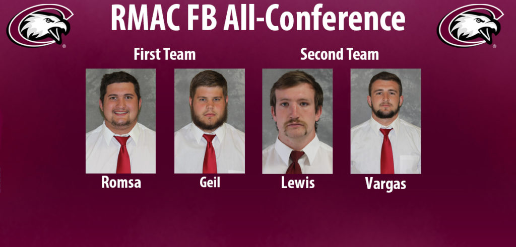 Four Eagles selected to All-RMAC teams