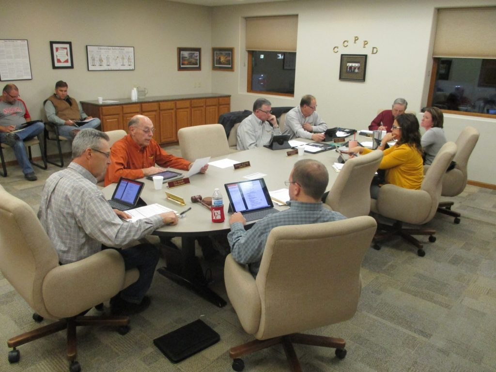 (Audio) Cuming County Public Power District Board Rejects Merger Proposal