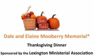 (Audio) Dale and Elaine Mooberry Memorial Thanksgiving Dinner