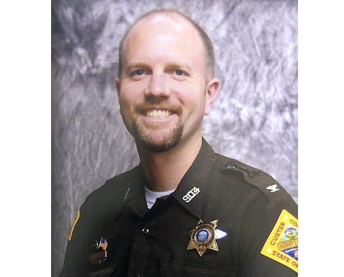 Custer County sheriff named MPCC Distinguished Alum