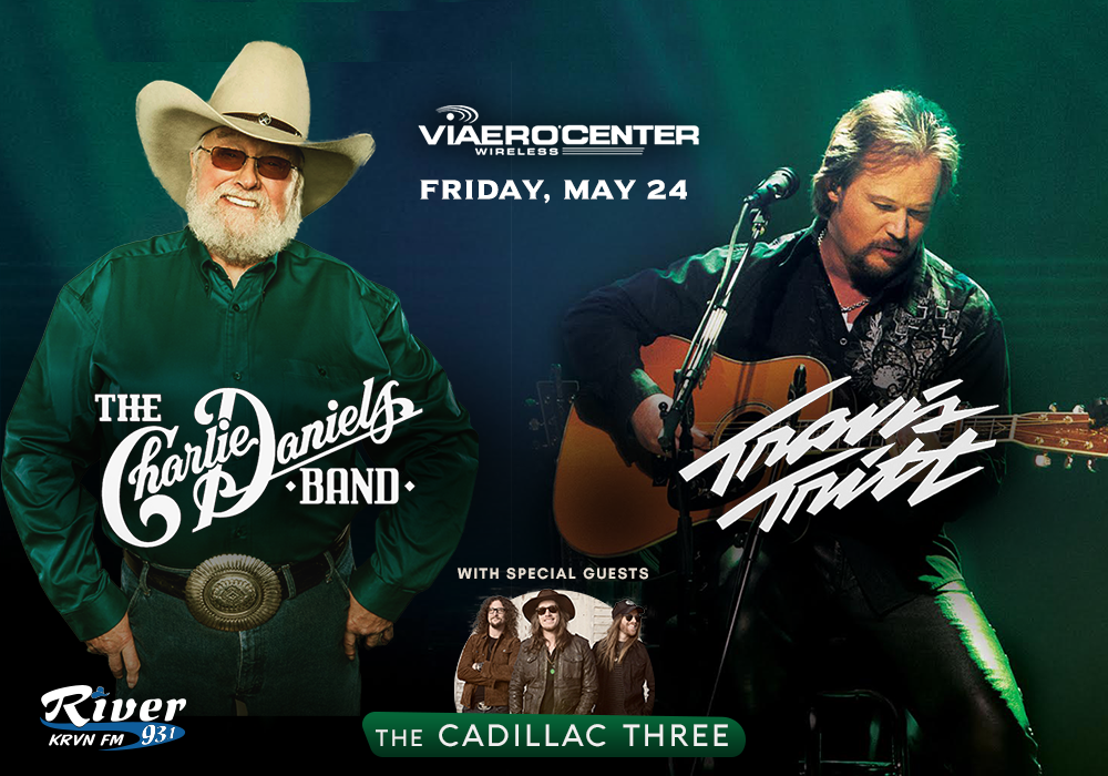 Charlie Daniels Band and Travis Tritt to play Kearney